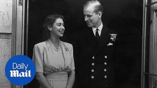 The Duke of Edinburgh's 97th birthday: His life in photos