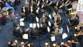 Seventy Six Trombones, performed by Crompton House Brass Band (Oldham)