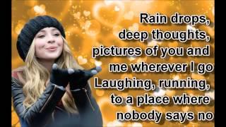 Sabrina Carpenter - Too Young (Acoustic Version, Lyrics)
