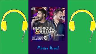 Amiga Feia - Henrique e Juliano (Música Brasil)