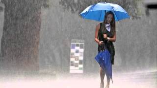 Lluvia fuerte - Efecto de sonido