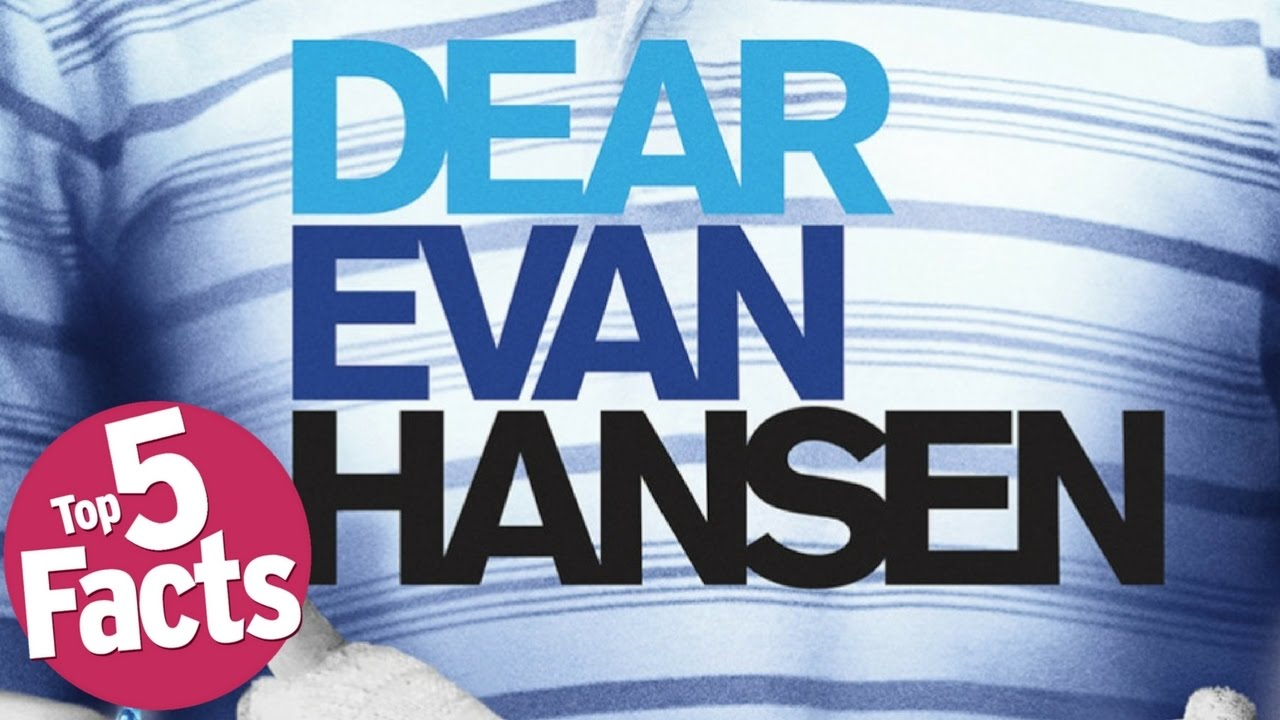 Dear Evan Hansen Musical Tour Cleveland October
