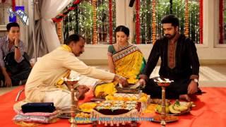 Astha and Shlok Performing Pooja