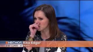 Kika Edgar en Hechos Meridiano | Nada Personal