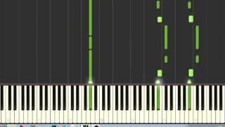 Racionais Mc's - Vida Loka parte 2 ( tutorial Piano / Teclado )