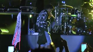 Wiz Khalifa - Young, Wild And Free [Live in Tampa, FL]