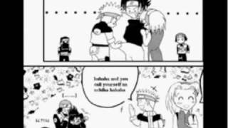 Funny Naruto Comics