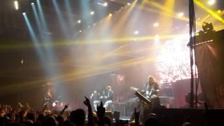 Sabaton - The Last Stand (Live Premiere) Hamburg 2017