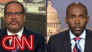 Commentators spar over affirmative action