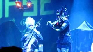 Eklipse - Clocks (Coldplay Cover) live in Prague 2012