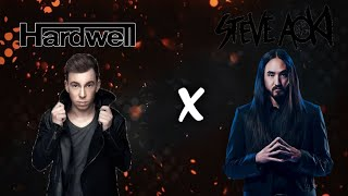 Hardwell X Steve Aoki - ID (Unreleased) (HQ)