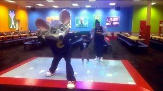 Happy Dance Chucktober | Chuck E. Cheese