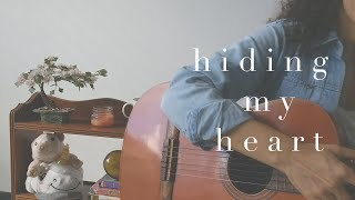 Hiding My Heart | Adele (cover)