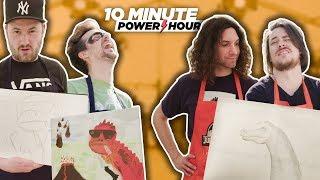 Jurassic Make Off Part 3 (Sponsored Episode Ft. Yogscast) - 10 Minute Power Hour width=