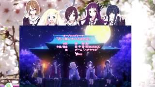 Hanayamata Opening ♥