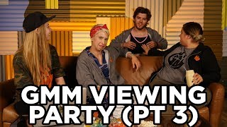 Chase Wears A Bra | GMM Viewing Party Part 3