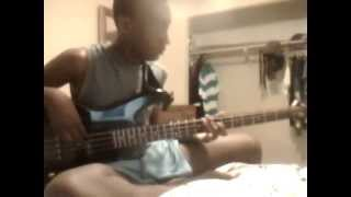 Perfect weapon - black veil brides bass cover
