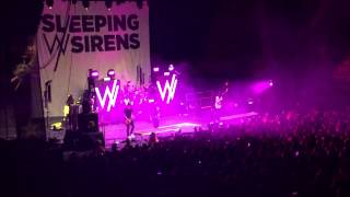 If You Can't Hang - Sleeping with Sirens live