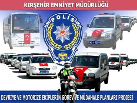 Kırşehir Emniyet Müdürlüğü Projelerimiz-Osman ÖZTÜRK