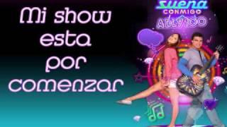 Soy Tu Super Star - Sueña Conmigo - Con Letra - Eiza Gonzalez