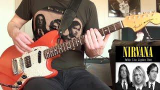 Nirvana - Talk to me (Guitar cover)