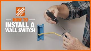 Add a Wall Switch to a Ceiling Fixture