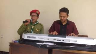 Ramanda Ridwan Nyanyikan Lagu Cerita Tentang Kita