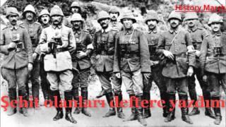 Kafkasya Dağlarında Çiçekler Açar *_* Turkish Military Song