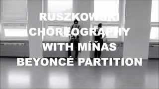 M. R. Choreography - Beyoncé Partition