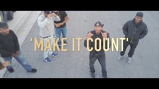 The Colony - Make It Count (Music Video)