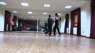Tango en Cusco Leo y Eli 2