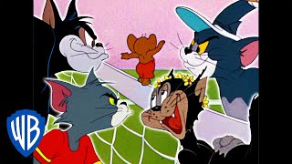 Tom & Jerry | Tom vs. Butch! | Classic Cartoon Compilation | WB Kids
