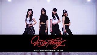 슬기(SEULGI)X신비(여자친구)X청하X소연 'Wow Thing' | 커버댄스 Dance Cover | Mirror Mode