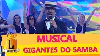 """Gigantes do Samba levam plateia à loucura com """"Cheia de Manias""""  no Legendários"""