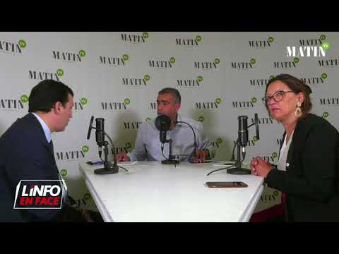 Video : 22e colloque AGEF : L'INFO EN FACE avec Salwa Belkziz Karkri et Hicham Iraki Housseini