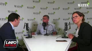 22e colloque AGEF : L'INFO EN FACE avec Salwa Belkziz Karkri et Hicham Iraki Housseini