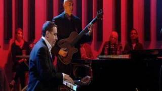 "Dave Swift on Bass with Jools Holland backing DION ""The Wanderer"""