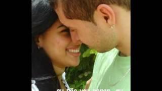"""Gabriela & Rodrigo_""""Amor não vai faltar""""."""