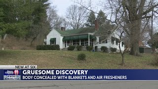 Police found dead woman covered in 40+ blankets, 60+ air fresheners in Bristol, VA