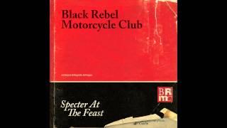 Black Rebel Motorcycle Club - Teenage Disease [Audio Stream]