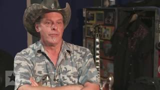 Video: Ted Nugent Explains His Bear Hunting Violation