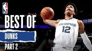 Best of Dunks   Part 2   2019-2020 NBA Season