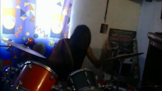 Danger Danger - Bang Bang (drum Cover)