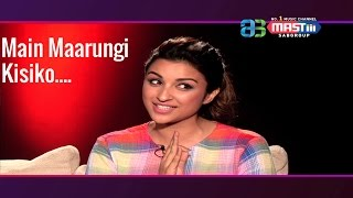 Parineeti threatens everyone on set - See Taare Mastiii Mein