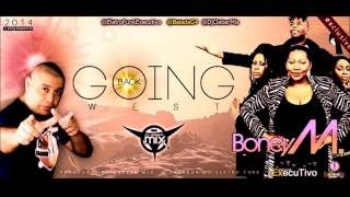 Dj Cleber Mix Feat Boney M -- Going Back West (2014)