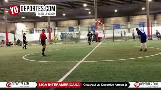 Cruz Azul vs Deportivo Azteca Jr Segunda Liga Latinoamericana