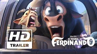 O Touro Ferdinando | Trailer Oficial 2 | Legendado HD