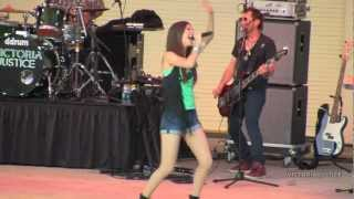 Victoria Justice - Best Friends Brother (BFB) LIVE!