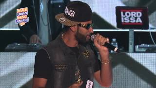 La Fouine & Sultan - Dealer Pour Survivre (Live aux TRACE Urban Music Awards 2013)
