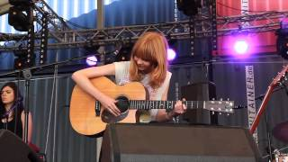 Lucy Rose - Middle of the Bed @ Dockville Festival